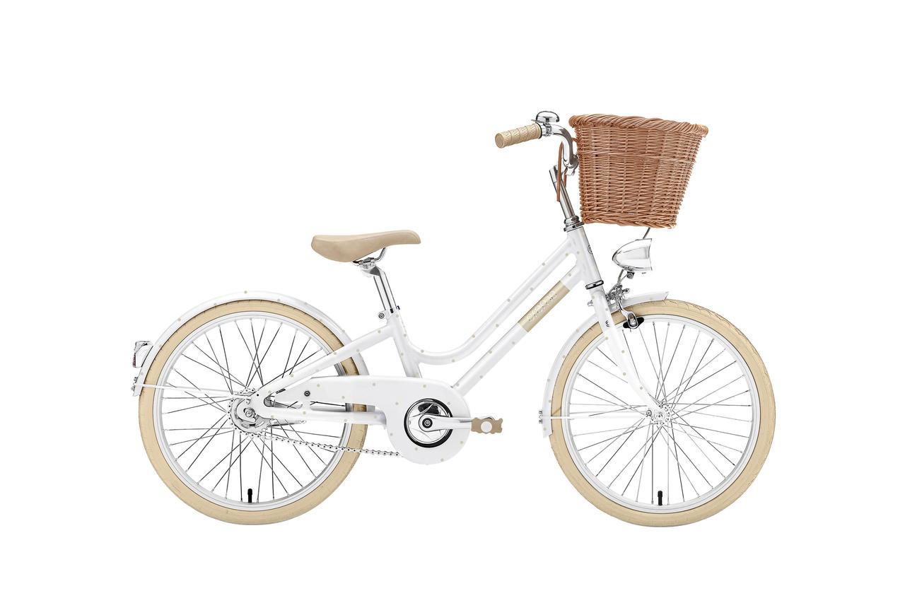 Bicicleta Classica Cidade Criança Creme Cycles Gold Chic Go By Bike