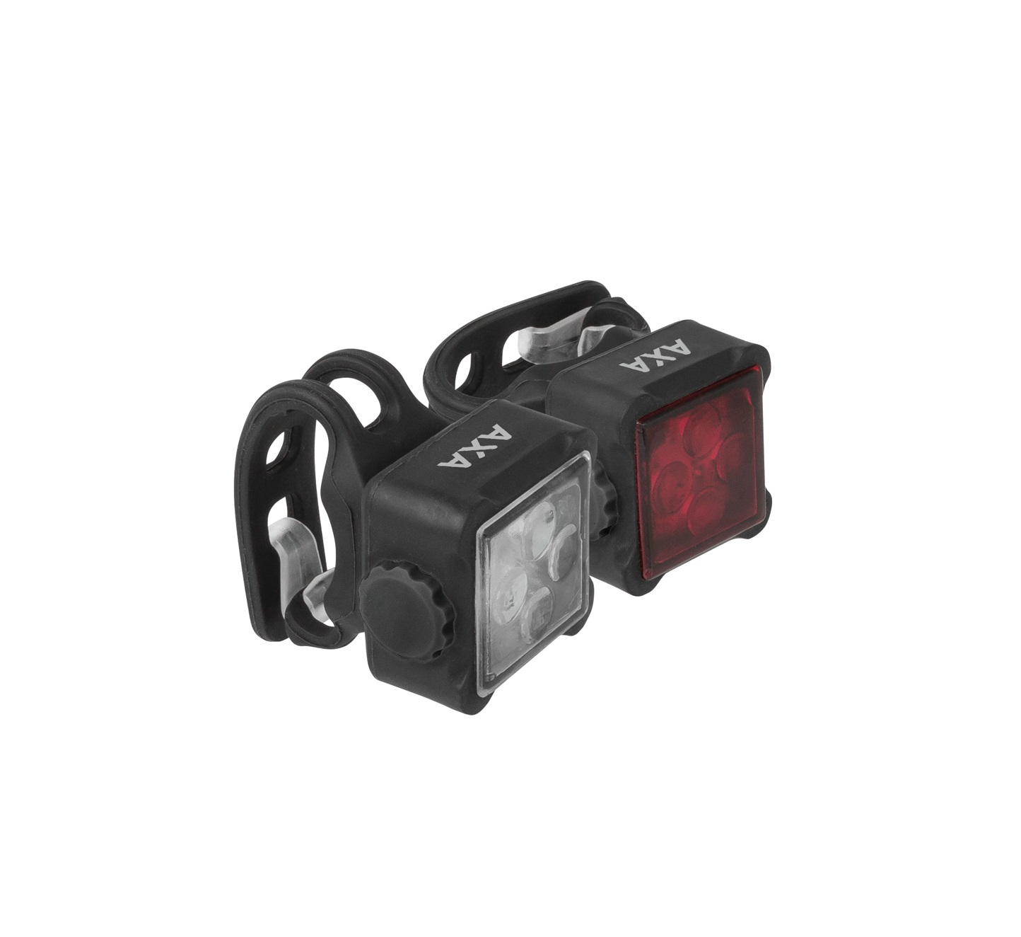 Luz Frontal e Traseira Axa Niteline 44-R Go By Bike