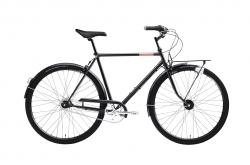 Bicicleta Cidade Creme Caferacer Man Doppio Black Copper Go by Bike