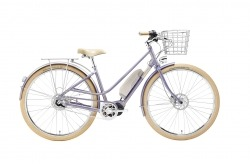 Bicicleta Elétrica Creme Eve E7 Evening Sky Go By Bike