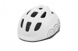 Bobike One XS Snow White Go by Bike