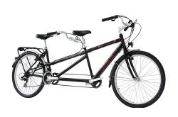 Bicicleta Órbita Tandem Sintra Preto Go by Bike