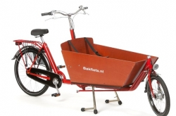 Bicicleta de Carga Bakfiets Long Go By Bike