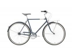 Bicicleta Urbana Creme Caferacer Man Solo Gray Sky Go By Bike