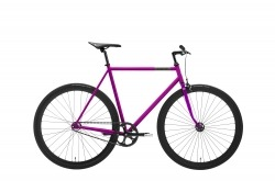 Bicicleta Creme Vinyl Uno Deep Purple Go By Bike
