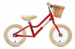 Bicicleta Equilíbrio Creme Cycles Mia Red Polka Go By Bike
