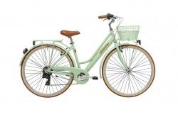 Bicicleta_Clássica_Urbana_Cidade_Adriatica_City_Retro_Lady_Green_Go_By_Bike