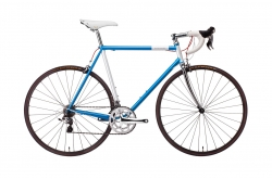 Creme Echo Tange Race Blue Go by Bike