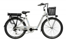 Bicicleta eléctrica e-bike adriatica Go By Bike