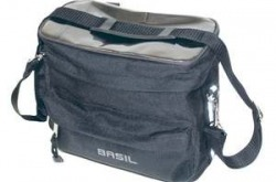 Basil Mali Black Bolsa Saco Frontal Go by Bike