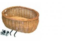 Cesto bicicleta para animais basil pluto