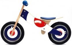 Bicicleta Madeira Equilíbrio Kidzmotion Criança Go By Bike