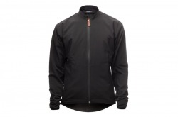 Foffa Soft Shell Charcoal Black Jacket