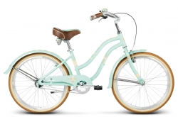 Le Grand Sanibel Jr Mint Glossy Go by Bike