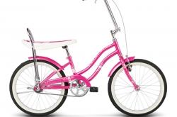 Le Grand Winnie Rose Go by Bike