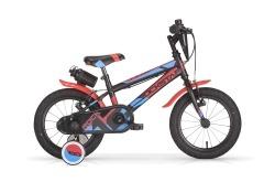 Bicicleta Criança 16'' MBM Rockstar Red Go By Bike