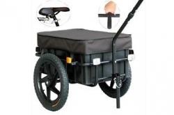 atrelado carga bicicleta remolque go by bike