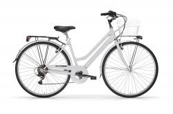Bicicleta Clássica Cidade MBM Touring White Go By Bike