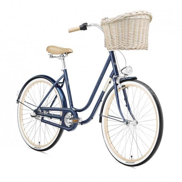 Creme Molly Marine Go by Bike