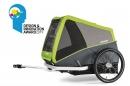 Atrelado Bicicleta Cidade Animal Croozer Dog Jokke Go By Bike
